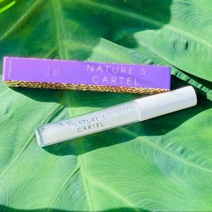 🌵4/$30 NIB Nature's Cartel VCR Static Lip Gloss